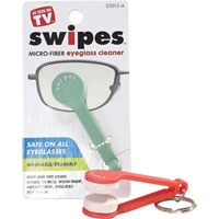 Denman - Swipes Eyeglass Cleaner