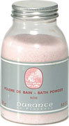 Durance en Provence - Rose Bath Powder