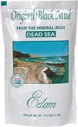 Edom - Dead Sea Black Mud