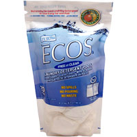 Earth Friendly Products - 'Ecos' Laundry Detergent Pods