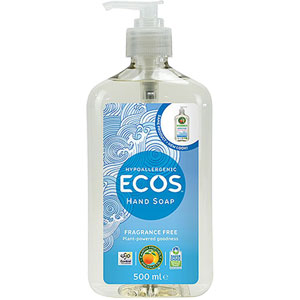 Earth Friendly Products - Hand Soap - Fragrance Free