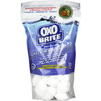 Earth Friendly Products - 'Oxo Brite' Laundry Booster Pods