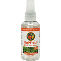 Earth Friendly Products - Uni-Fresh Air Freshener - Citrus Lemongrass