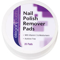Elegant Touch - Nail Polish Remover Pads