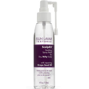 Ellin Lavar Textures - ScalpRx Soothing Spray Relief For Dry, Itchy Scalp