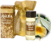 Amura - French Vanilla Natural Perfume