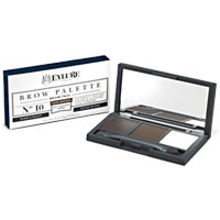 Eylure - Brow Palette Trio - Dark Brown No 10