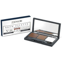 Eylure - Brow Palette Trio - Mid Brown No 20