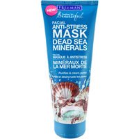 Freeman Feeling Beautiful - Dead Sea Minerals Facial Anti-Stress Mask