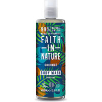Faith In Nature - Coconut Shower Gel & Foam Bath