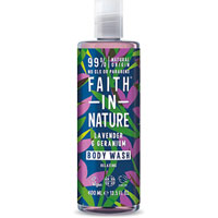 Faith In Nature - Lavender & Geranium Shower Gel & Foam Bath