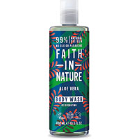 Faith In Nature - Aloe Vera & Ylang Ylang Shower Gel & Foam Bath