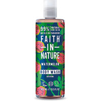 Faith In Nature - Watermelon Shower Gel & Foam Bath