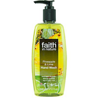 Faith In Nature - Pineapple & Lime Hand Wash