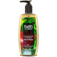 Faith In Nature - Pomegranate & Rooibos Hand Wash
