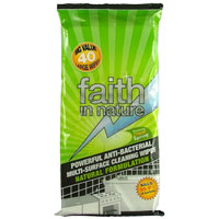 Faith In Nature - Multi-Surface Anti-Bacterial Cleaning Wipes