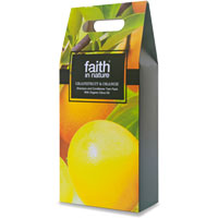 Faith In Nature - Grapefruit & Orange Shampoo & Conditioner Gift Pack