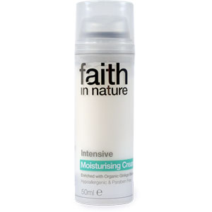 Faith In Nature - Intensive Moisturising Cream