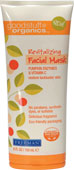 Goodstuff Organics - Pumpkin & Vit C Revitalizing Facial Mask