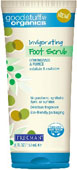 Goodstuff Organics - Lemongrass & Pumice Invigorating Foot Scrub