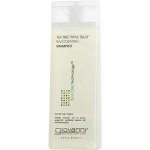 Giovanni - Tea Tree Triple Treat Invigorating Shampoo