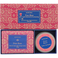 Maroma - True Line Rose Gift Set