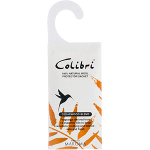 Colibri - Cedarwood All Natural Wool Protector