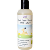 Home Scents - Natural Dog & Puppy Shampoo