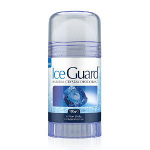 Ice guard natural crystal deodorant review