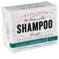 J.R.Liggett's - Jojoba & Peppermint Shampoo Bar