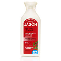 Jason - Color Protect Henna Pure Natural Shampoo