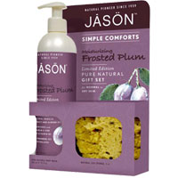 Jason - Moisturising 'Frosted Plum' Gift Set