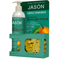 Jason - Revitalizing 'Orange Clove' Gift Set