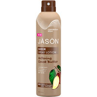Jason - Sheer Spray Lotion - Softening Cocoa Butter