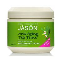 Jason - Anti-Aging Tea Time Moisturizing Crème