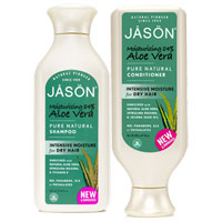 Jason - Moisturising 84% Aloe Vera Hair Duo