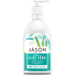 Jason - Soothing Aloe Vera Hand Soap