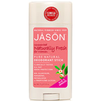 Jason - Unscented Naturally Fresh Deodorant Stick