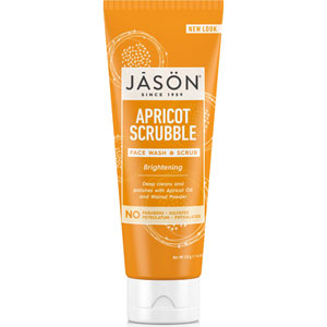 Jason - Brightening Apricot Scrubble