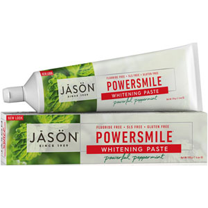 Jason - Powersmile Toothpaste Antiplaque & Whitening
