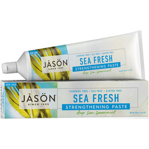 Jason - Sea Fresh Antiplaque Strengthening Toothpaste