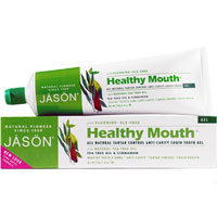 Jason - Healthy Mouth Anti-Cavity & Tarter Control Gel