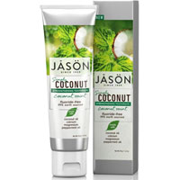 Jason - Simply Coconut Strengthening Toothpaste