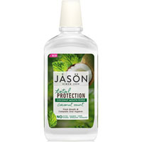 Jason - Coconut Mint Total Protection Mouth Rinse