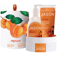 Jason - Glowing Apricot Gift set