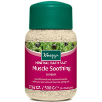 Muscle Soothing Mineral Bath Salt - Juniper|8.9500|8.9500