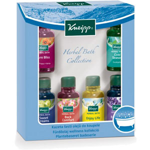 Kneipp - Herbal Bath Collection (6 pcs)