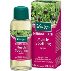 Kneipp - Muscle Soothing Herbal Bath - Juniper