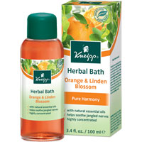 Kneipp - Orange & Linden Blossom Pure Harmony Herbal Bath