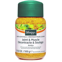 Kneipp - Joint & Muscle Bath Crystals - Arnica